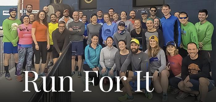 Five Maine running groups